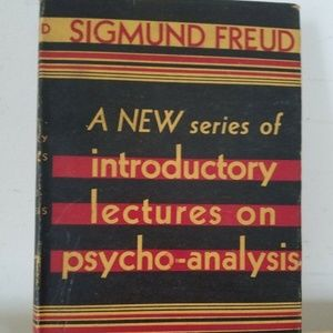 SIGMUND Freud LECTURES ON PSYCHO-ANALYSIS